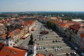 Sewa mobil Hradec Kralove, Republik Ceko