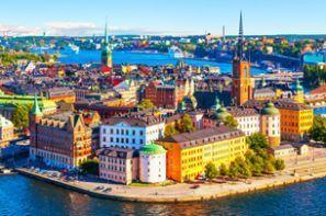 Penyewaan mobil Swedia