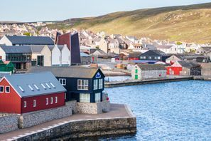 Sewa mobil Shetland Islands, UK Britania