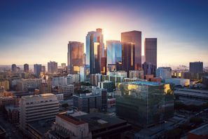 Sewa mobil Los Angeles, USA