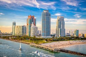 Sewa mobil Miami, USA