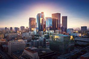 Menyewa kereta di Los Angeles, Amerika Syarikat