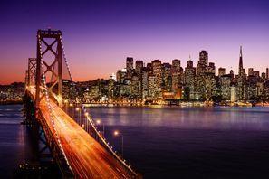 Menyewa kereta di San Francisco, Amerika Syarikat