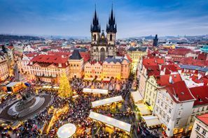Menyewa kereta di Prague, Republik Czech