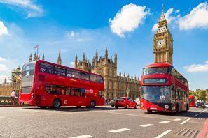 Menyewa kereta di London, UK