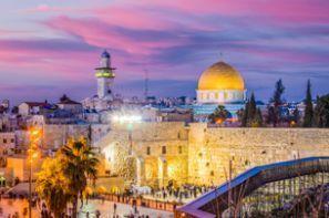 Thuê xe giá rẻ tại Israel